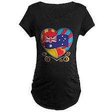 Australian Heart T-Shirt