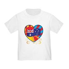 Australian Heart T