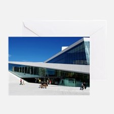 The Norwegian Opera House Greeting Cards (Pk of 20