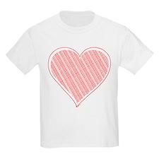 heart hockey T-Shirt