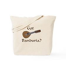 banduria Tote Bag