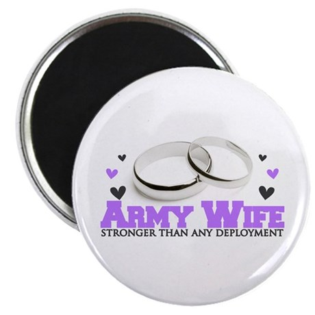 Stronger than any deployment: Army Magnet