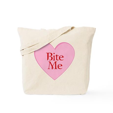 Twilight Vampire Valentine Tote Bag