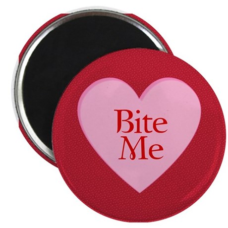 Twilight Vampire Valentine Magnet