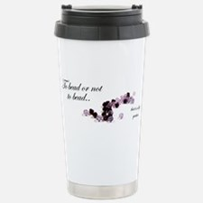 To bead or not to bead Travel Mug