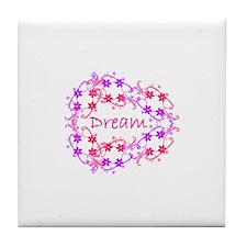 ~Dream 003~ Tile Coaster