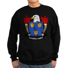 Bowers Family Crest Sweatshirt