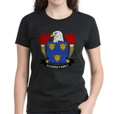 Bowers Family Crest Tee