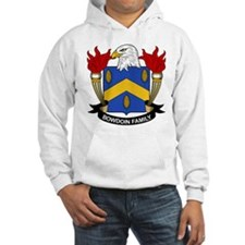 Bowdoin Family Crest Hoodie