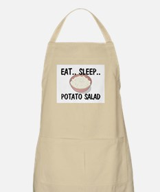 Eat ... Sleep ... POTATO SALAD BBQ Apron