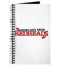 Soldiers love their redheads Journal