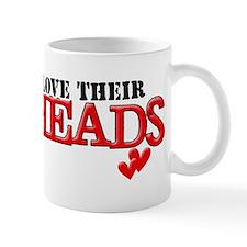 Soldiers love their redheads Mug