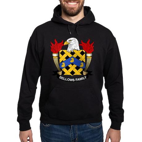 Bellows Family Crest Hoodie (dark)