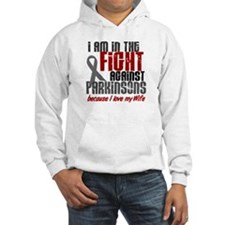 In The Fight 1 PD (Wife) Hoodie