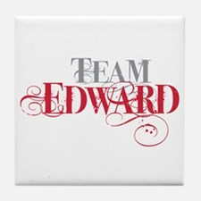 Team Edward Tile Coaster
