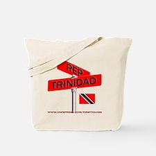 REP TRINIDAD Tote Bag
