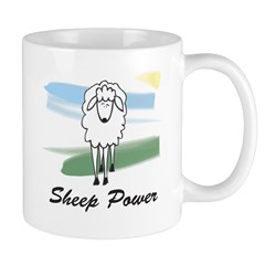 Sheep Power Mug
