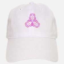 Dream, Hope, Live Baseball Baseball Cap