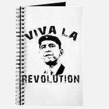 Unique Retro obama Journal