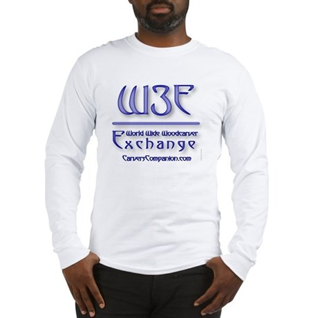 WOM Logoware Long Sleeve T-Shirt