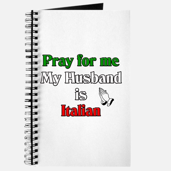 Pray for me my husband is Ita Journal