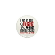 In The Fight 1 PD (Daddy) Mini Button (10 pack)