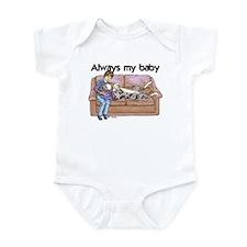 NMtMrl Always B Infant Bodysuit