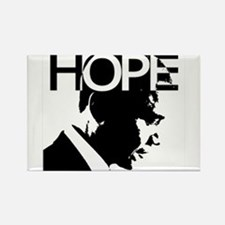 Obama hope Rectangle Magnet