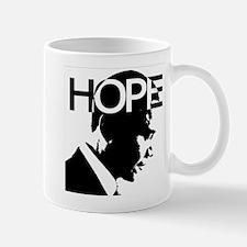 Obama hope Small Small Mug