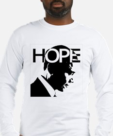 Obama hope Long Sleeve T-Shirt