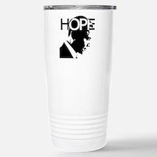 Obama hope Stainless Steel Travel Mug