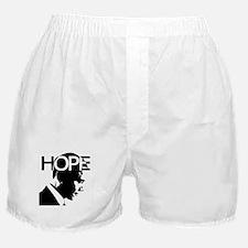 Obama hope Boxer Shorts