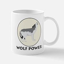 Wolf Power Mug