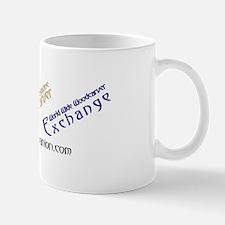 WOM, W3E, List Logos Mug