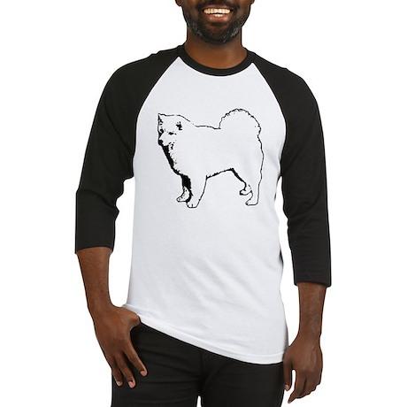 American Eskimo Dog Baseball Jersey