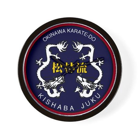 Tallahassee Karate Club Wall Clock