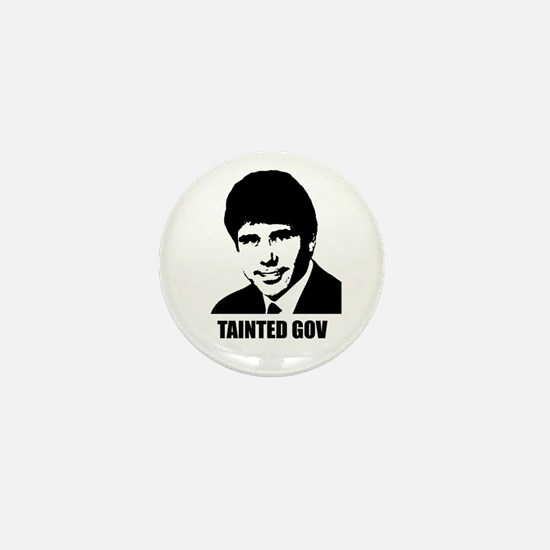Rod Blagojevich - Tainted Gov Mini Button