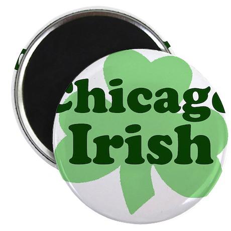 Chicago Irish Magnet