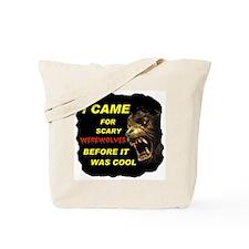WEREWOLVES TURN ME ON Tote Bag