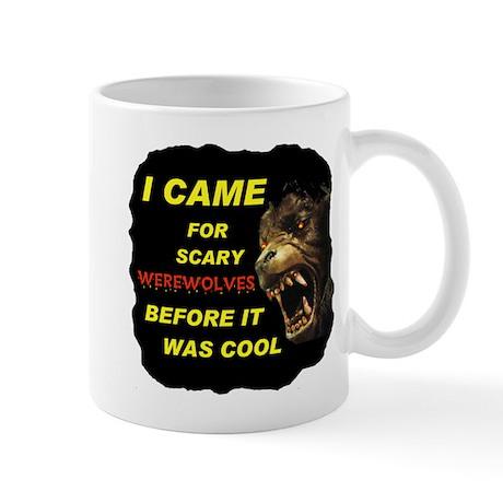 WEREWOLVES TURN ME ON Mug