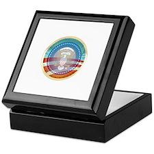 Obama Presidential Logo Keepsake Box