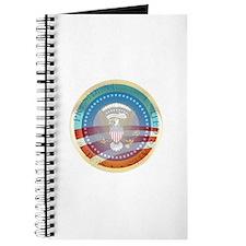 Obama Presidential Logo Journal