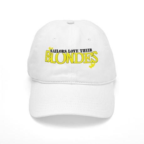 Sailors love their blondes Cap