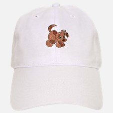 Puppy Dog Baseball Baseball Cap