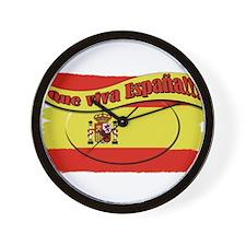 Cute Espana Wall Clock