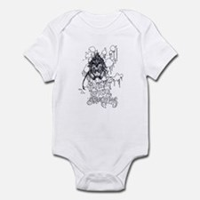 Monkey Vandalz Infant Bodysuit