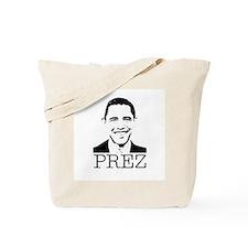 Barack Obama - Prez Tote Bag