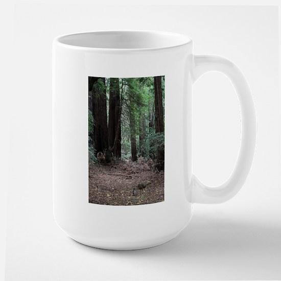 Muir Woods, California Large Mug