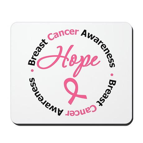 Breast Cancer HOPE Mousepad