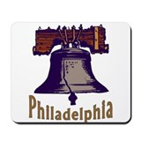 Philadelphia Mouse Pads
